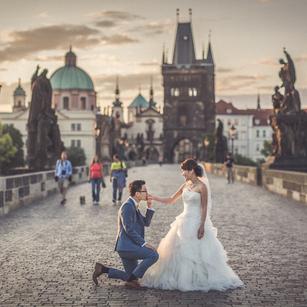 8 Trending Destinations For Overseas Wedding Photoshoots - Part 1