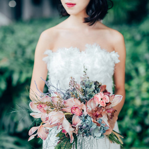 Stunning Wedding Bouquet Ideas According to Your Wedding Budget