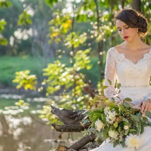 10 Modest Yet Chic Wedding Dresses You'll Love