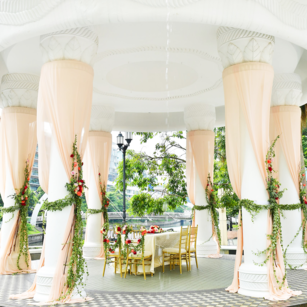 Grand Copthorne Waterfront Singapore: Quintessential Romantic Celebration Venue