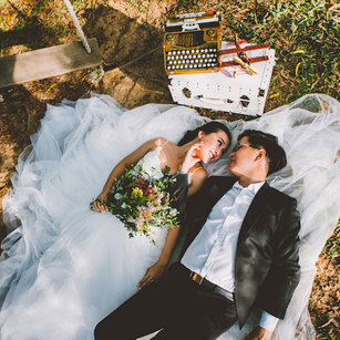 5 Types of Vibes for Your Wedding Photoshoot