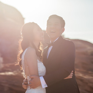 12 Overseas Location Wedding Shoots With Stunning Scenery We Wish Singapore Had