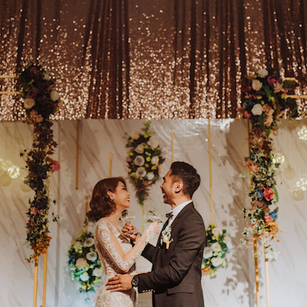 #GotHitcheed: Cherie & Sham: A Bespoke Luxe Wedding at Marina Bay Sands