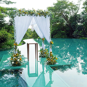 Amazing Outdoor Solemnisation Hotel Venues in Singapore You Probably Didn't Know About