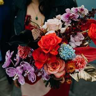 Bold Blooms & Moody Hues: Wedding Floral Trends of 2019