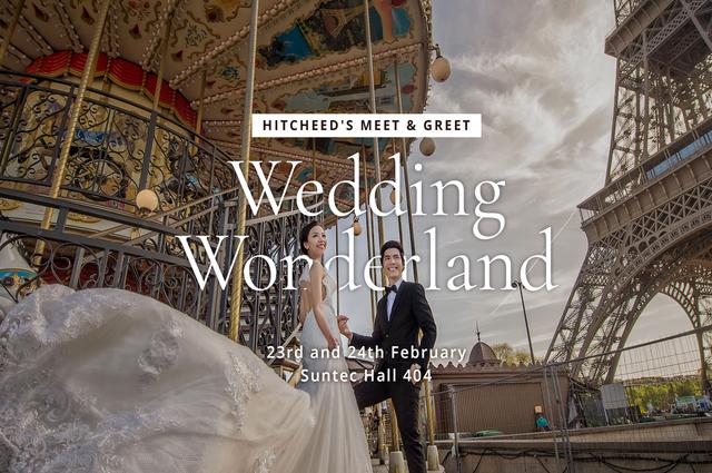 Hitcheed Wedding Wonderland February 2019