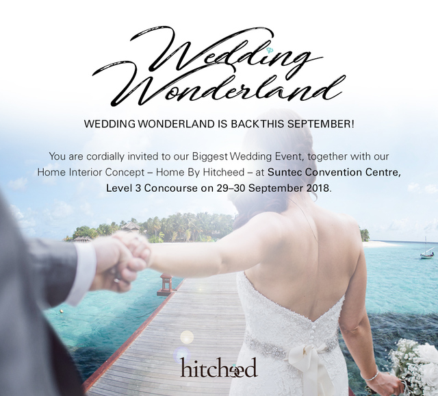 "Hitcheed Meet & Greet ""Wedding Wonderland"" Sep 2018"
