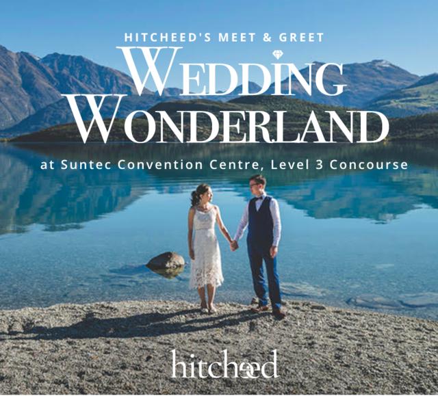 """Hitcheed """"Wedding Wonderland"""" December 2018"""