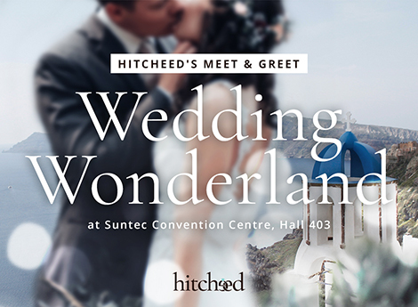 "Hitcheed Meet & Greet ""Wedding Wonderland"" July 2018"