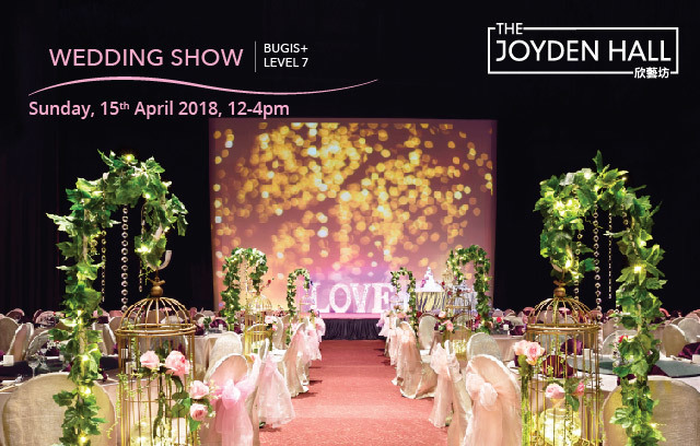 The Joyden Hall Wedding Show - By The Joyden Hall