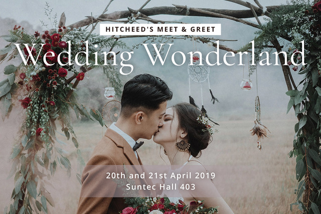Hitcheed Wedding Wonderland April 2019