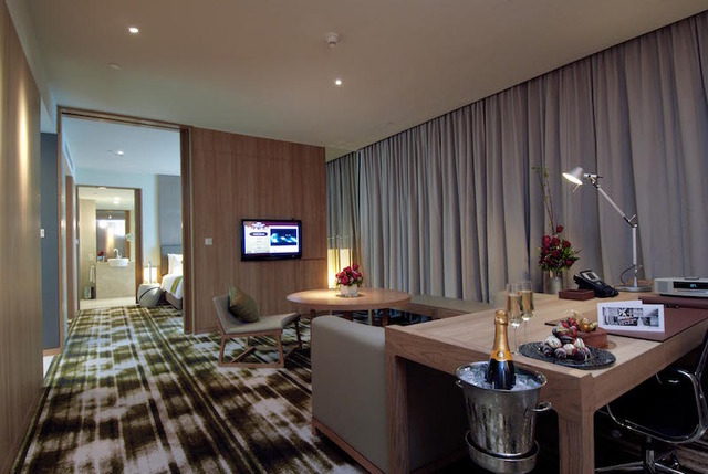 Crowne Plaza Changi Airport