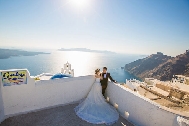 Pre-Wedding (Greece)
