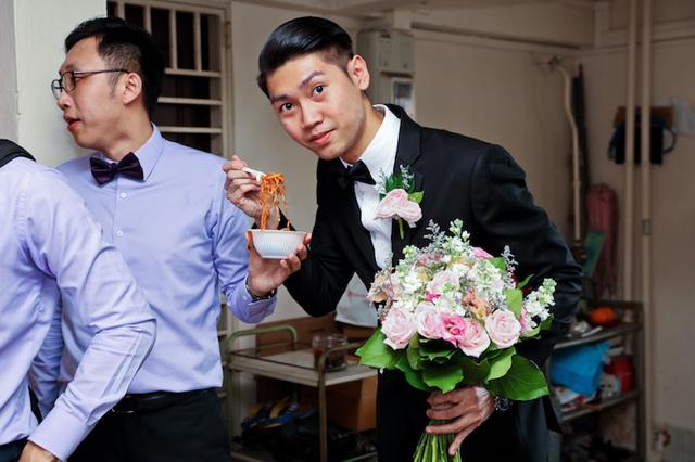 Kenny & Tze Lin