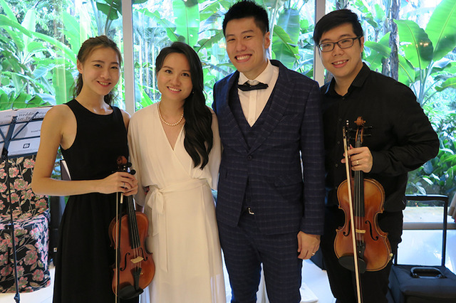 Violin Duo for Wedding