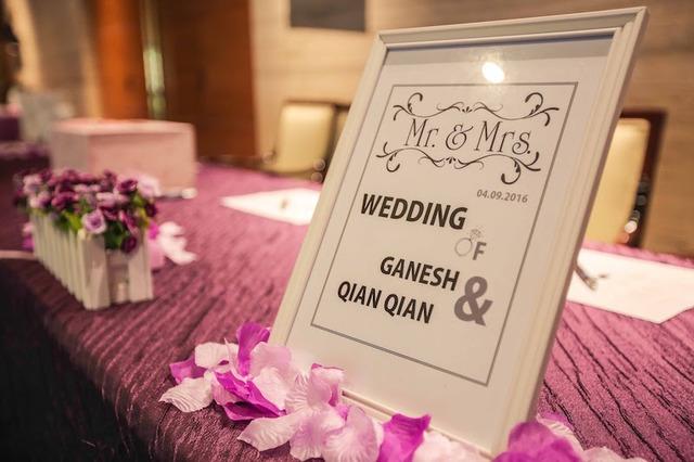 Ganesh & Qian Qian