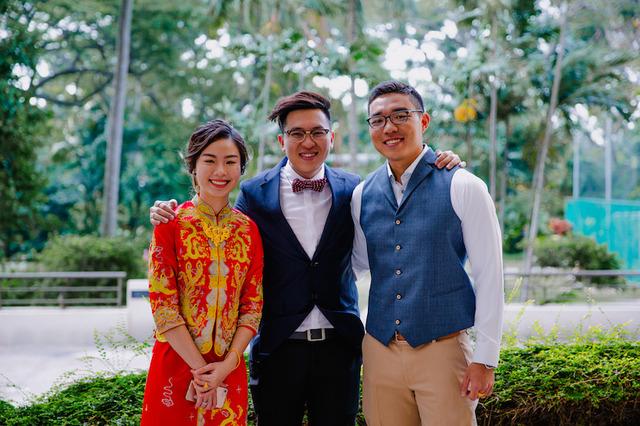 Hau Ming & Helen