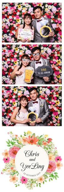 Chris & Yee Ling
