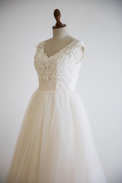 Edited blush pink bridal gown with tulle02