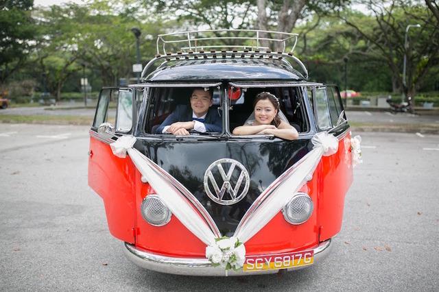 Jun Kiat & Hui Ling