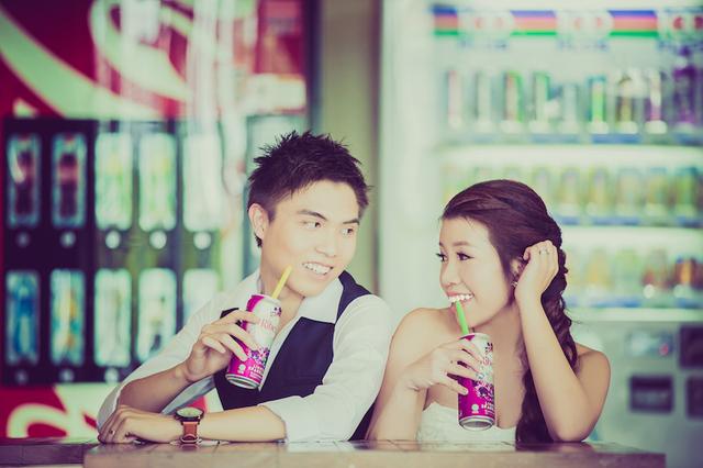 Delwyn & Zhi Qian