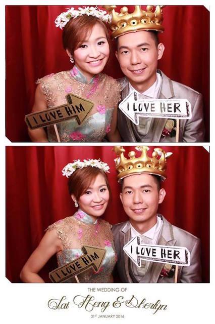 Lai Heng & Sherlyn