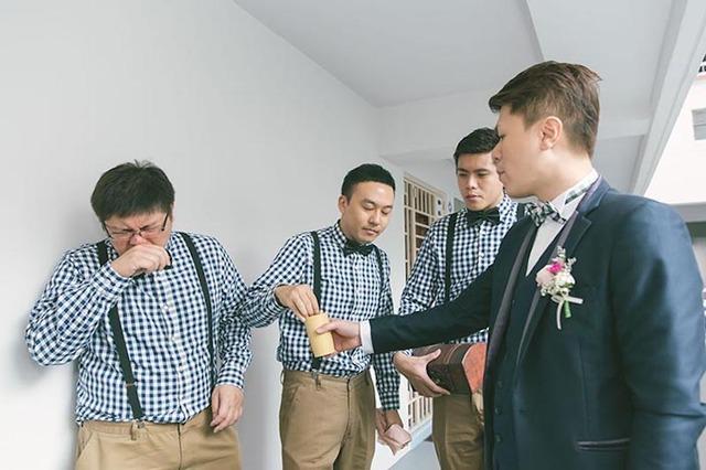 Ethan & Qin Ning