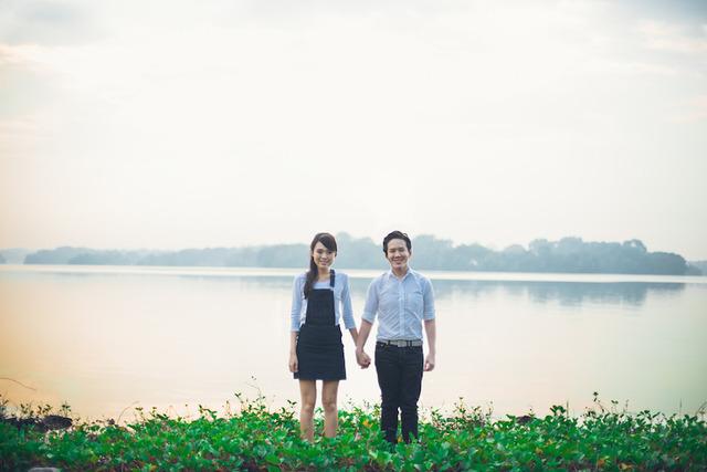 Charles & Xiang Feng