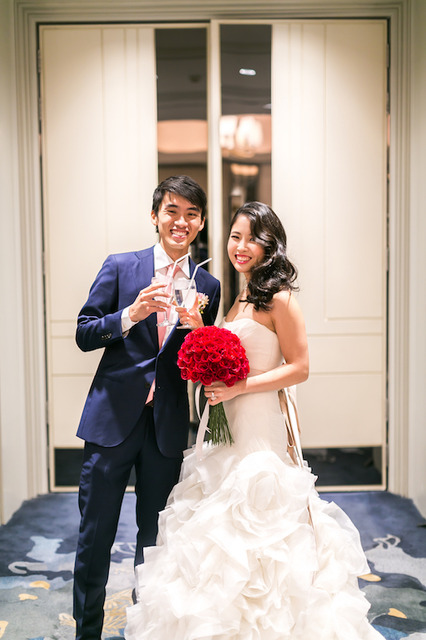 Shanghui & Natalie
