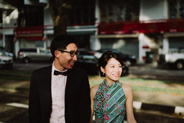 Han Yang & Hui Xin
