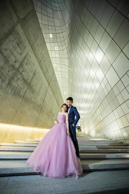 Andy Poon & Jennifer Twang