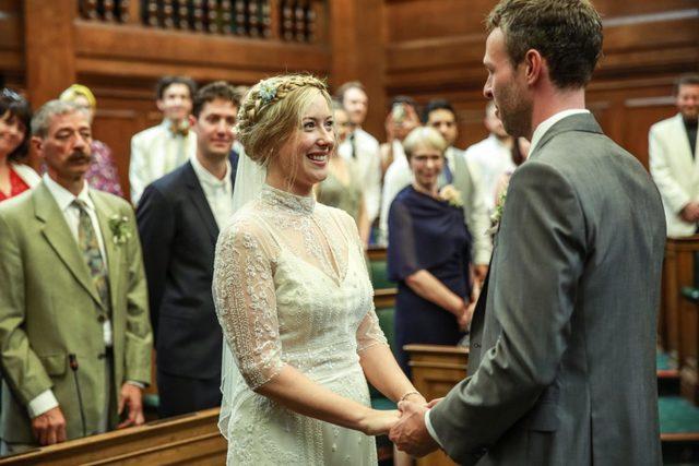 The wedding Of Rachel and Ben