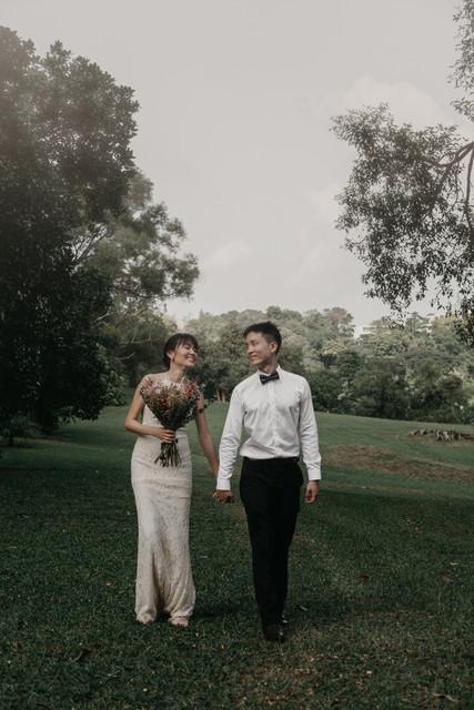 Jun Hao + Cheryl