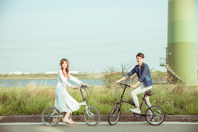 """Summer Love"" Pre-wedding photo"