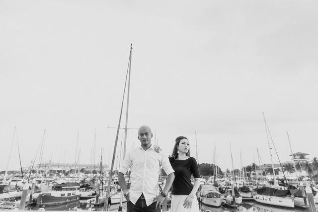 Kenneth & Lilynne (I)
