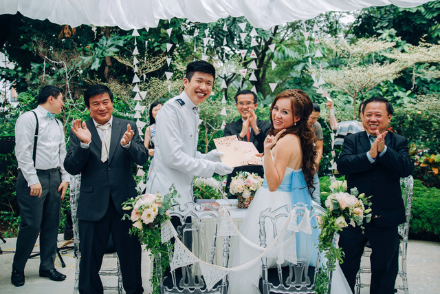 Chuan Kai & Maureen
