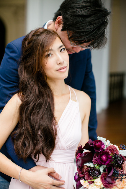 Yiqi & Constance