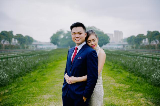 Jun Wen & Ziyu
