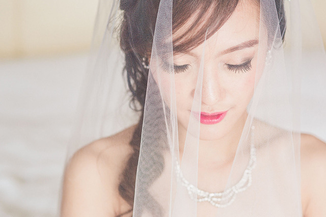 Bridal Day Makeup & Hairstyling