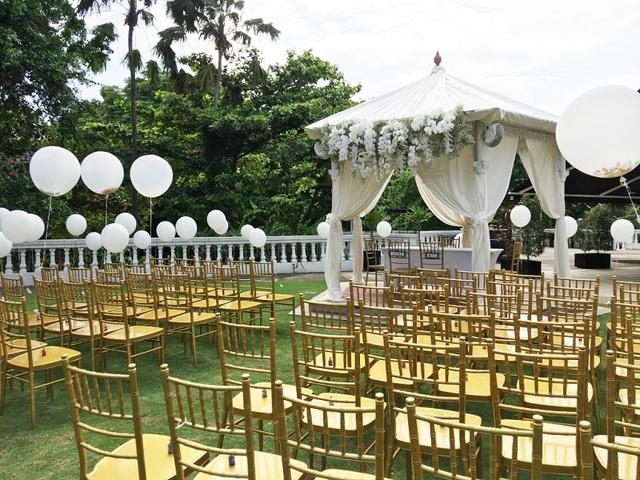 Classic Garden Wedding at Alkaff Mansion