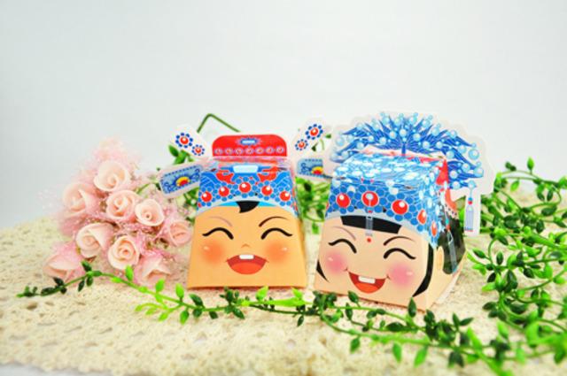 Wedding Dolls Candy Box