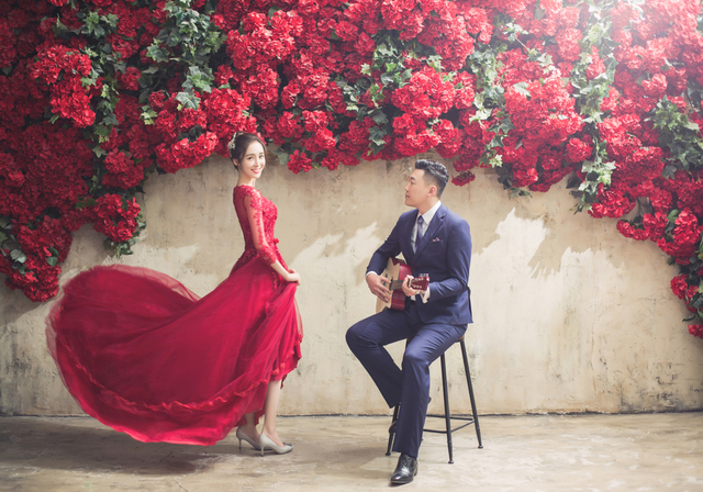 Mr Guo & Ms Zhao
