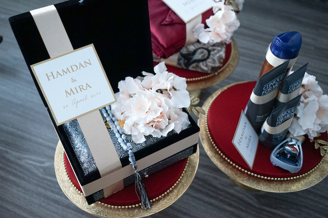 Hamdan & Mira (Gift Trays)