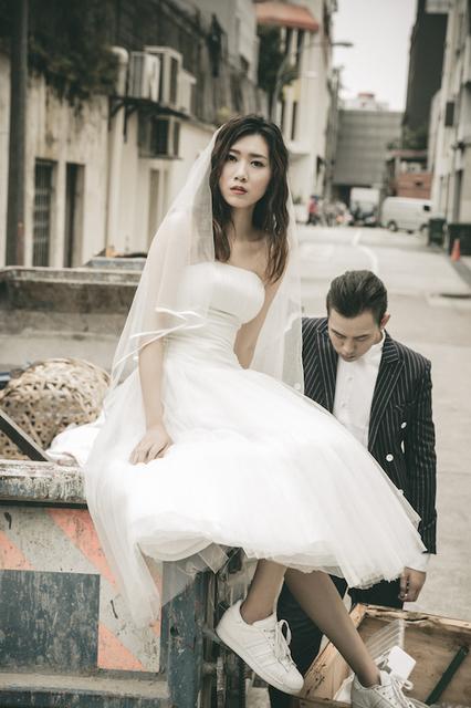 Zhang Tao & Jin Yan