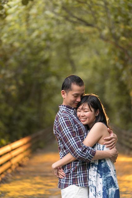 Zhirong & Chen Yeh