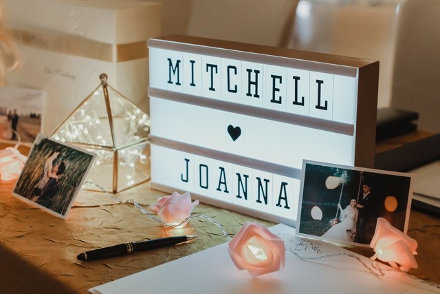 Mitch & Joanna