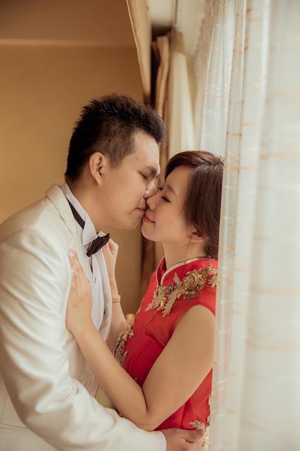 Zhi Qiang & Tina