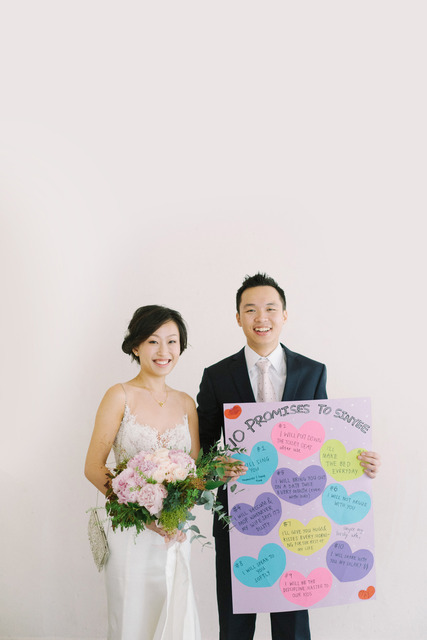 Rui Yang & Sin Yee