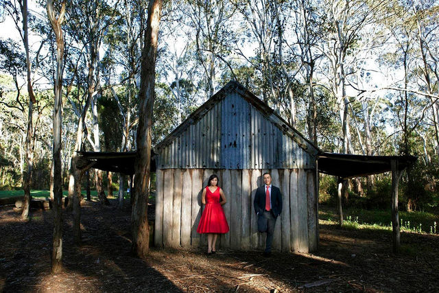 Engagement Shoot in Sydney