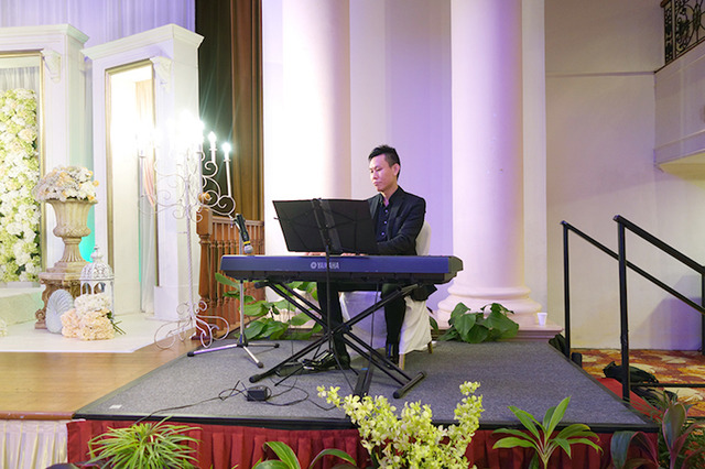 Solo Piano for Wedding